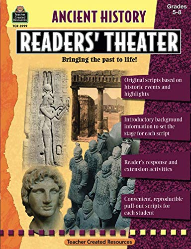 Reader Supply School (Ancient History Readers' Theater Grd 5 & up)