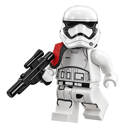LEGO Star Wars - First Order Stormtrooper Officer minifigure from 75104.