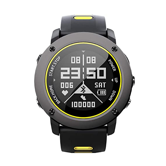 Amazon.com: Star_wuvi Smart Watch Outdoor Sports Running ...