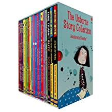 Usborne Accelerated Readers Story Collection 20 Books Box Set (Cat Tales, Oliver Moon, Army Wild Animal Talker, Dino FC, Barney the Boat Dog, Silver Fairy School, Penny Dreadful, Time Train the Blitz, Action Dogs, The Pony Mad, Fame Reach for the stars) ((Cat Tales, Oliver Moon, Army Wild Animal Talker, Dino FC, Barney the Boat Dog, Silver Fairy School, Penny Dreadful, Time Train the Blitz, Action Dogs, The Pony Mad, Fame Reach for the stars))