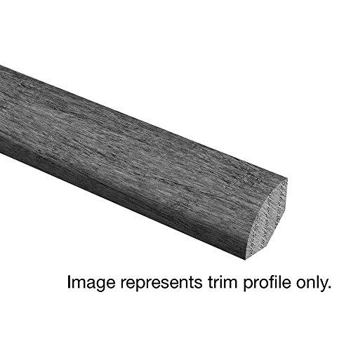 Jatoba Walnut Graphite 3/4 in. Thick x 3/4 in. Wide x 94 in. Length Hardwood Quarter Round Molding