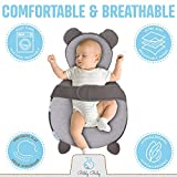 BIBLY BABY Portable Baby Bed | Prevent Flat Head