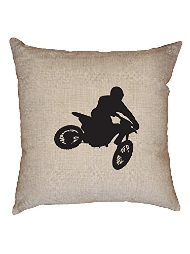 Hollywood Thread Trendy Simple Motocross Racing Bike Silhoue