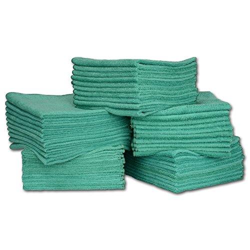 - 50 Pack Economy All Purpose Microfiber Towels - Microfiber Wholesale   Large 16