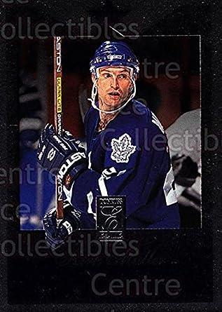 93a523753 Amazon.com  (CI) Kirk Muller Hockey Card 1995-96 Donruss Elite Uncut ...