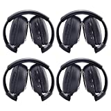 Ouku®4 Pack of Two Channel Folding Rear Music - Best Reviews Guide