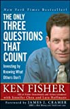 img - for The Only Three Questions That Count: Investing by Knowing What Others Don't Paperback   October 20, 2008 book / textbook / text book