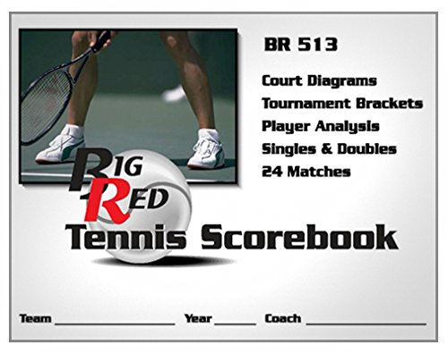 ブレザーアスレチックテニスScorebook B00OWV4V12