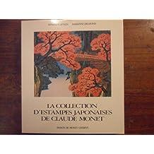 Collection d'estampes japonaises de claude monet