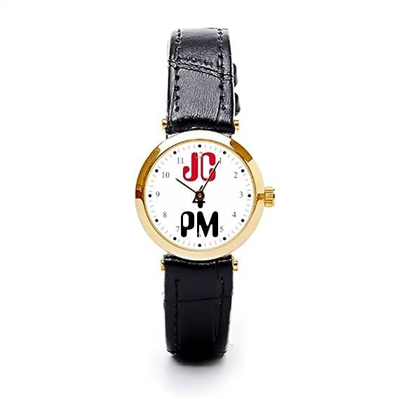 aromar relojes bandas de piel con apoyo para Jeremy Corbyn Jeremy Corbin mejor reloj