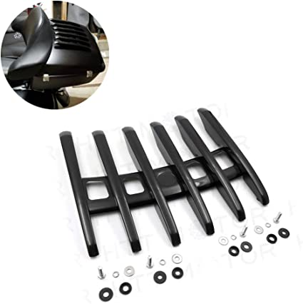 Stealth Top Luggage Rail Rack for Harley Touring Tour Paks Road King Special