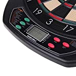 WIN.MAX Cible Flechette,Jeux de Flechette Électronique,21 Jeu Principals et 65 Jeux Variations Cibles Électroniques pour… 10