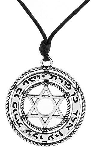 jewish protection pendant - 3