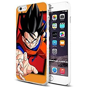 Dragon Ball Comic (Manga) Dragonball #33, Cool iphone 5s Smartphone Case Cover Collector iphone TPU Rubber Case White [By PhoneAholic]
