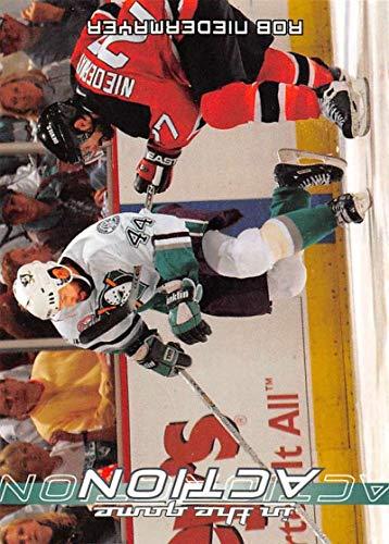 2003-04 In The Game Action Hockey #77 Rob Niedermayer Anaheim Ducks ()