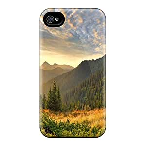 Iphone 4/4s Case Cover Landscape Case - Eco-friendly Packaging