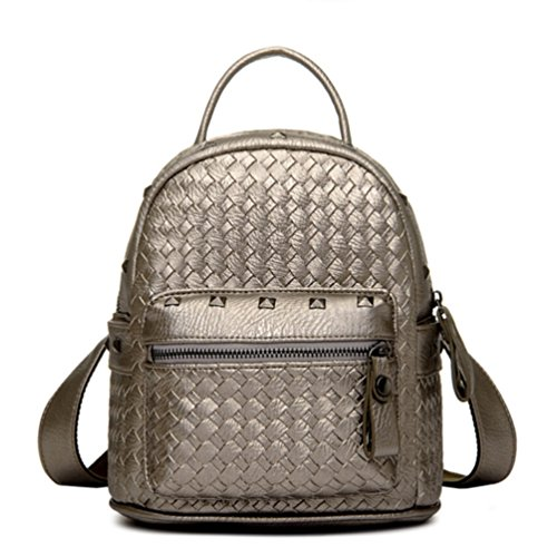 Backpack With Spikes - 8