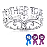 Best Grandma Pins - Konsait Mother to Be Tiara with Dad To Review
