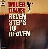 VG+ Original RARE 1963 Record ** SEVEN STEPS TO HEAVEN ** MILES DAVIS ** JAZZ LP ALBUM