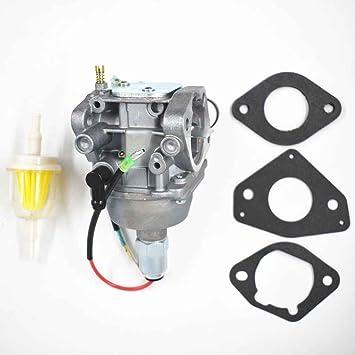 Carburetor Carb for Kohler Engines Kit w/Gaskets 24 853 169