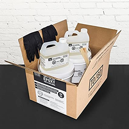 Lead Grey 100% Solid Epoxy Kit 4,5L
