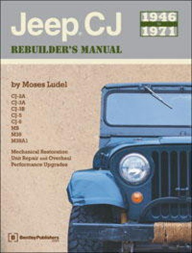 Jeep Cj Rebuilders Manual - 4