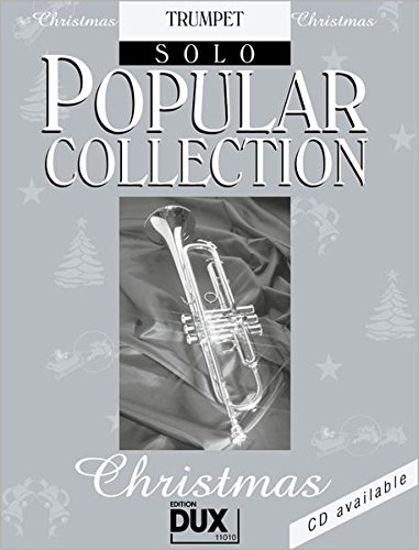 Popular Collection Christmas. Trumpet Solo