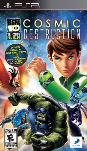 Ben 10: Ultimate Alien (PlayStation Portable)