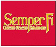 FANMATS 6975 MARINES Tailgater Rug