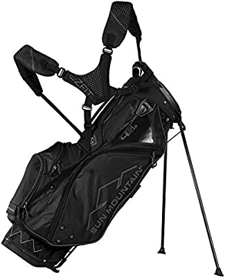 012ff0f39f Amazon.com : Sun Mountain Golf 2018 4.5 LS Stand Golf Bag BLACK ...