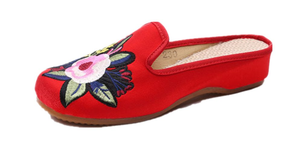 Tianrui Crown femme , Mary Janes pour pour femme B01N1EY4VU red dbee843 - boatplans.space
