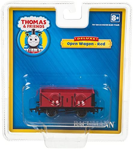 Bachmann Trains Thomas And Friends Open Wagon Red by Bachmann Trains