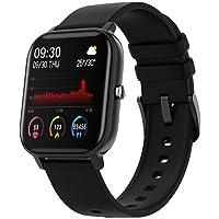 """Smartwatch Colmi P8 Tela 1.4"""" Full Touch - Preto"""