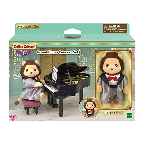 Calico Critters, Town Series, Grand Piano Concert set