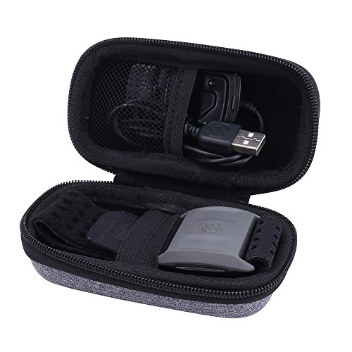 Hard Case for Scosche Rhythm+ Heart Rate Monitor Armband/Chest Strap by Aenllosi