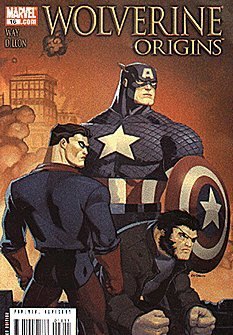 Download Wolverine: Origins (2006 series) #16 MCGUINNESS pdf