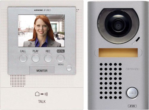 Aiphone Corporation JFS-2AEDV Hands Free 2X3 Color Video/VNDL SE T (JF-2MED/JF-DV/PS1820UL)