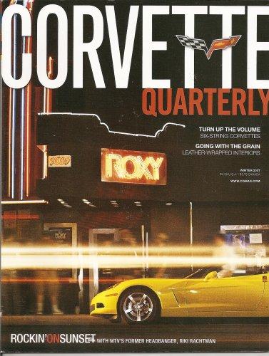 Download Corvette Quarterly -- Winter 2007 (magazine) ebook