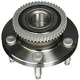WJB WA513221 - Front Wheel Hub Bearing Assembly - Cross Reference: Timken HA590017/Moog 513221/SKF BR930494