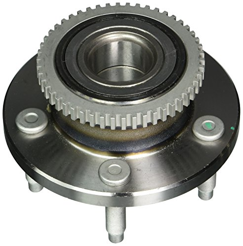 WJB WA513221 - Front Wheel Hub Bearing Assembly - Cross Reference: Timken HA590017 / Moog 513221 / SKF BR930494