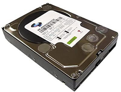 "WL 4TB 7200RPM 64MB Cache SATA 6.0Gb/s (Enterprise Grade) 3.5"" Hard Drive (For Server, RAID, NAS, DVR, Desktop PC) w/1 Year Warranty"