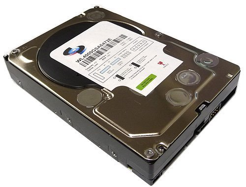 WL 4TB 7200RPM 64MB Cache SATA 6.0Gb/s (Enterprise Grade) 3.5'' Hard Drive (For Server, RAID, NAS, DVR, Desktop PC) w/1 Year Warranty by White Label