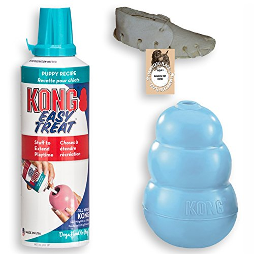 KONG Classic Puppy Size:Small Starter Pack