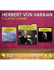 Herbert von Karajan: Three Classic Albums