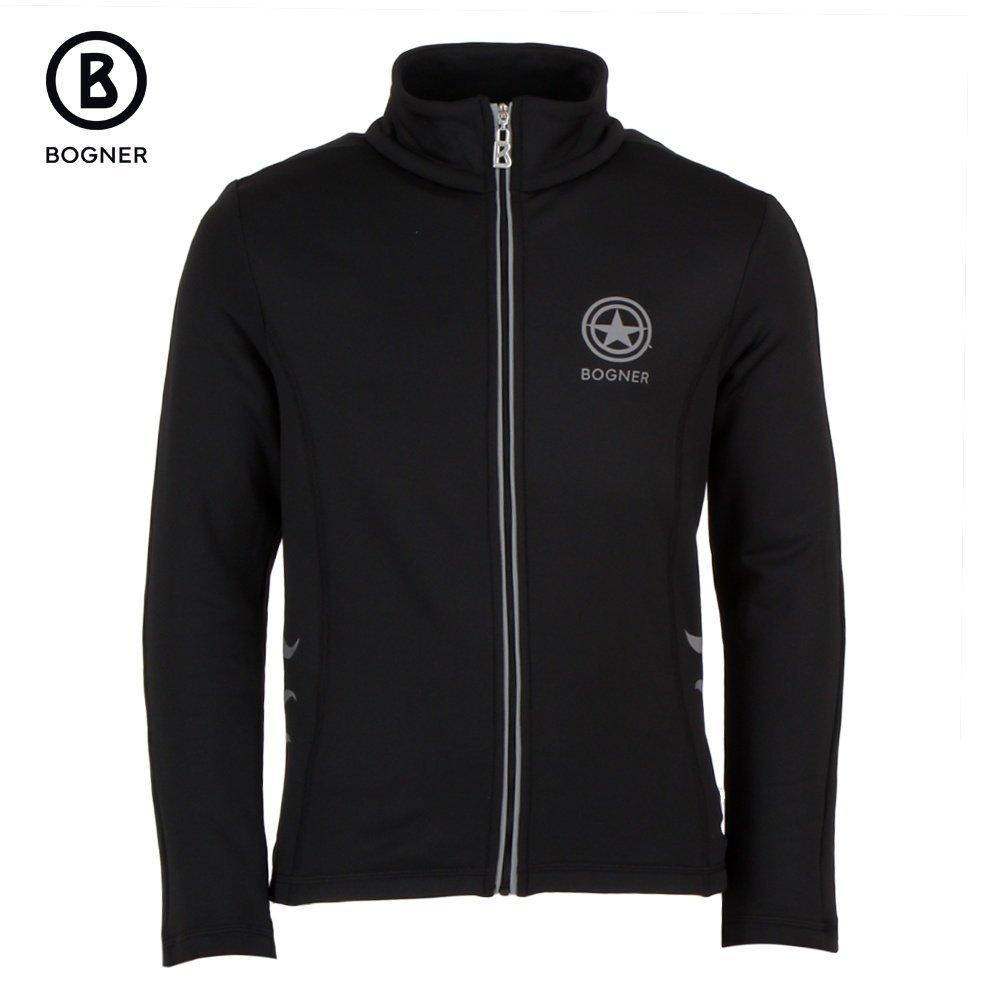 Bogner Matt Full Zip Sweater Boys Black