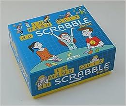 Méga Quiz scrabble junior (Boîtes Quiz): Amazon.es: Meyer, Aurore, MaY: Libros en idiomas extranjeros