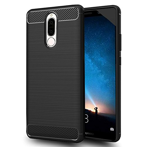 Huawei mate 10 lite case, Huawei Nova 2i case,(Not FIT MATE 10 PRO) Sucnakp TPU Shock Absorption Technology Raised Bezels Protective Case Cover formate 10 lite 5.9
