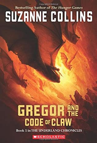 book cover of Gregor and the Code of Claw
