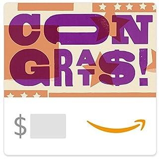 Amazon eGift Card - Congrats (Letterpress) (B01HSMZBCY) | Amazon price tracker / tracking, Amazon price history charts, Amazon price watches, Amazon price drop alerts