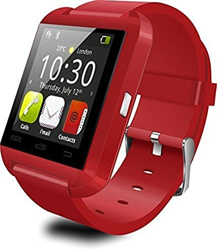 wavefull móvil U8 Reloje SmartWatch Bluetooth 3.0 Muñequera de ...